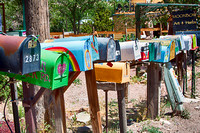 Madrid Mailboxes 12x18